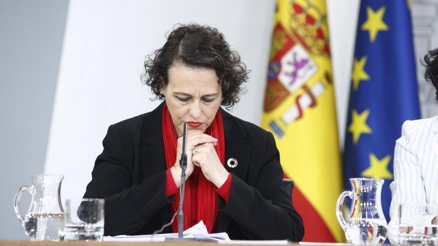 """Valerio asegura que el Gobierno seguirá tendiendo la mano a la Generalitat y pide """"sentido de Estado"""" a Torra"""