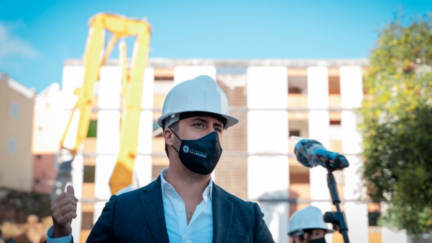 """Luis Yeray Gutiérrez: """"Hemos cumplido con Las Chumberas y seguiremos trabajando para garantizar las próximas fases"""""""