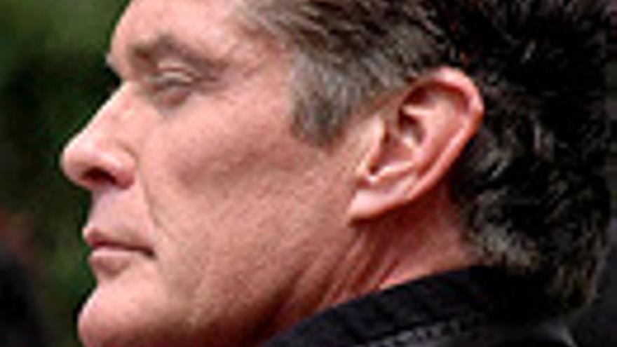 David Hasselhoff desvela el porqué de la cámara lenta en 'Los vigilantes de la playa'