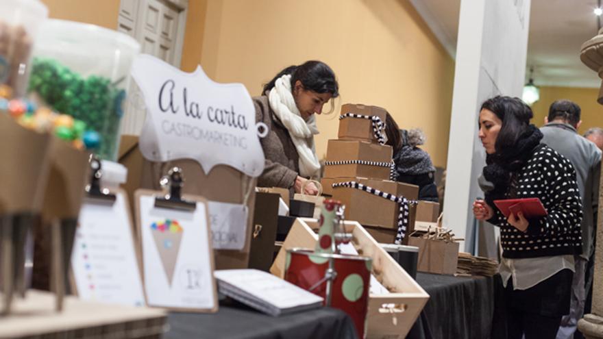 El mercado se inauguró el día 10 de diciembre.