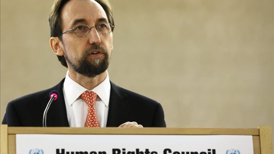 """La ONU """"urge"""" a garantizar la reunificación familiar de los colombianos deportados"""