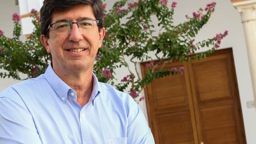 """Marín critica que la Junta de Andalucía use una """"puerta giratoria"""" con exconsejeros"""