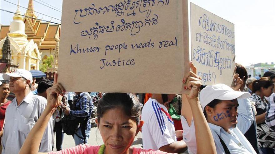 El Centro Camboyano de Derechos Humanos denuncia el clima de impunidad