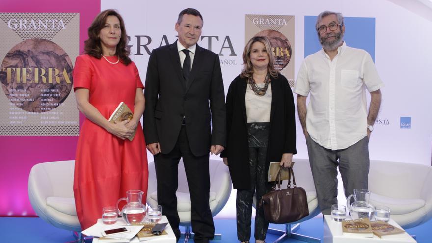 Presentación del número seis de la Revista Granta en Español