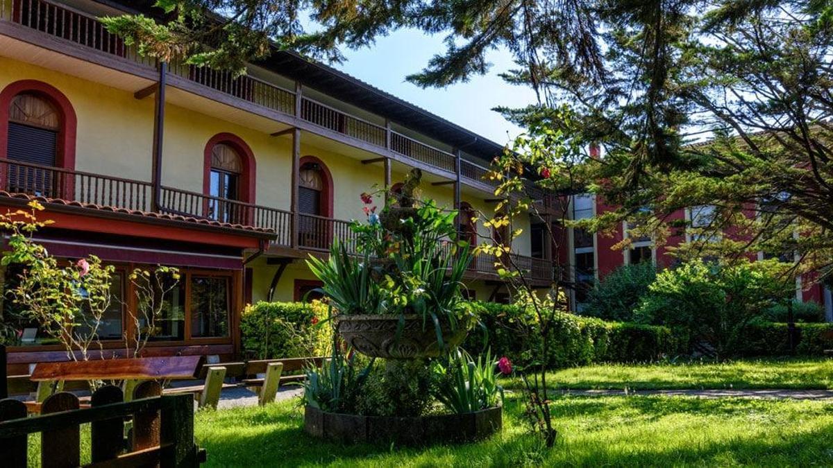 Residencia Nuestra Señora de los Desamparados en Karrantza