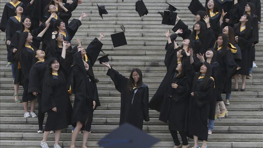 """China queda paralizada por el """"gaokao"""", el examen de acceso a la universidad"""