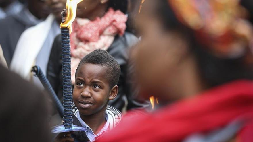 Confirman en Francia 25 años de cárcel a un hutu por el genocidio en Ruanda