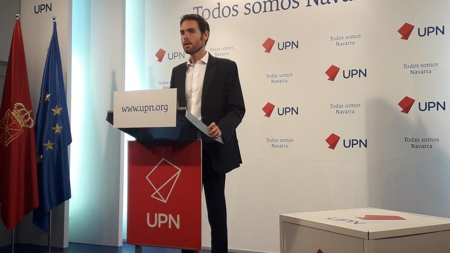 UPN defiende la actuación policial en Marqués de Rozalejo y agradece a los cuerpos de seguridad su trabajo