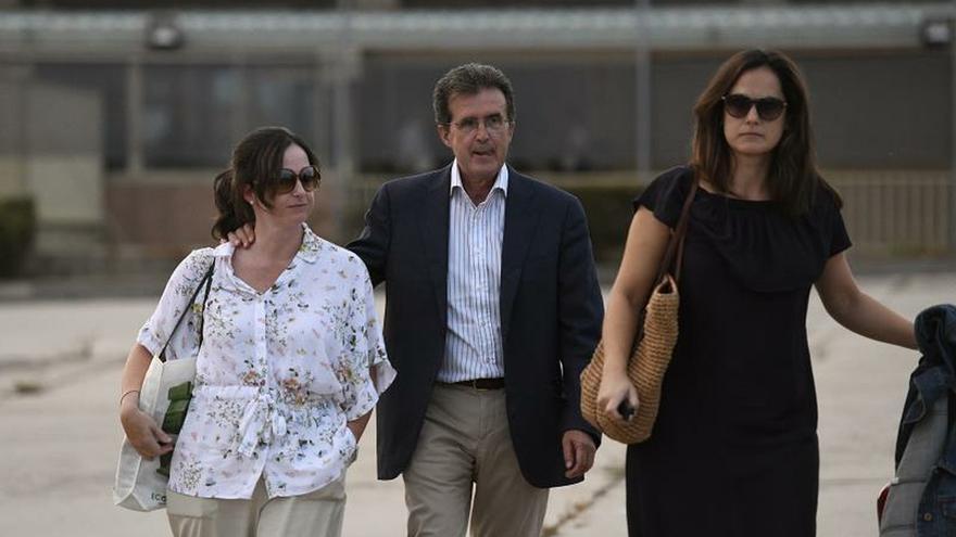 """El empresario Ulibarri niega conocer a Granados ni a """"nadie"""" de la Púnica"""