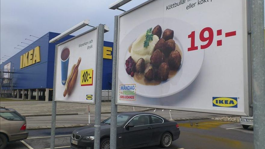 Confirman restos de carne equina en las albóndigas del suministrador de IKEA