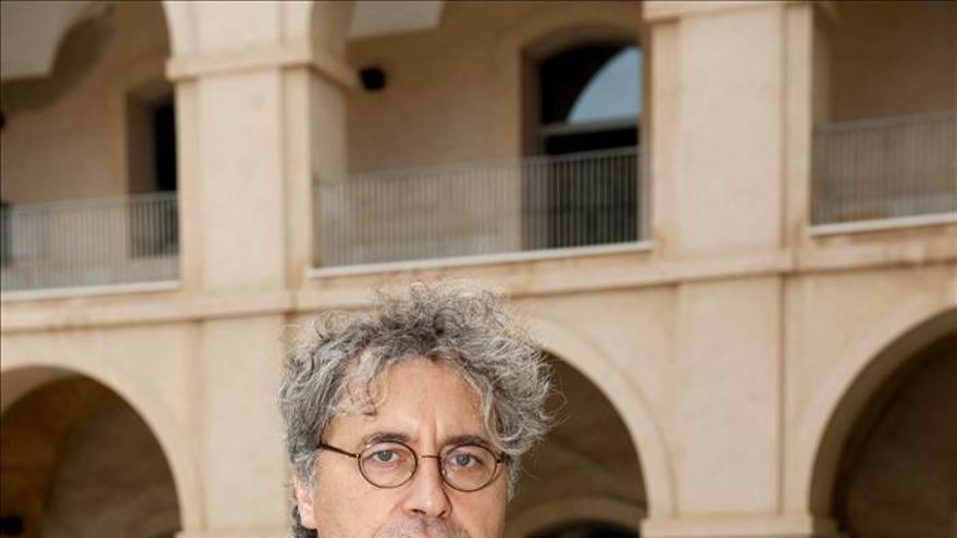 El escritor coruñés Manuel Rivas