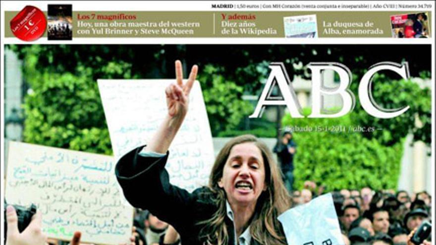 De las portadas del día (15/01/2010) #1