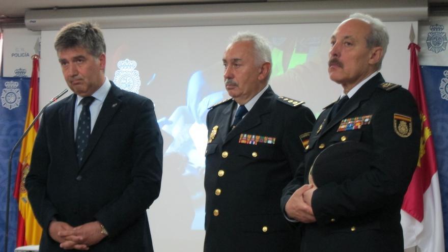 La Policía afirma que la prohibición de esteladas corresponde a Delegación de Gobierno