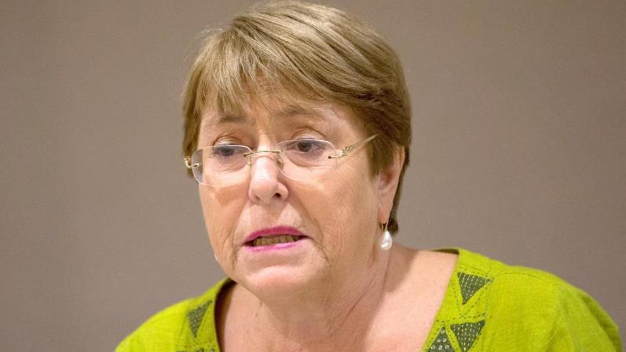 Bachelet alerta del uso de la tecnología digital contra activistas de derechos humanos