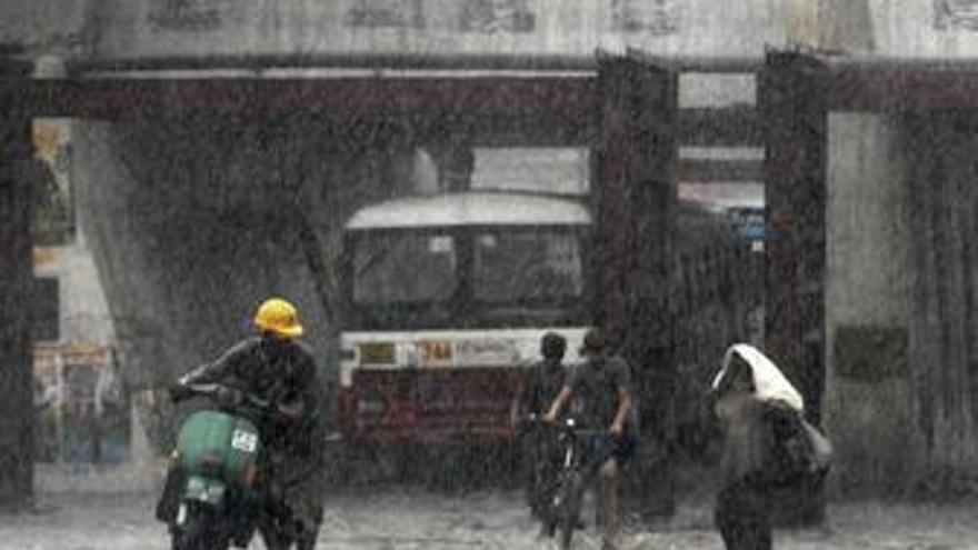 Lluvias en India