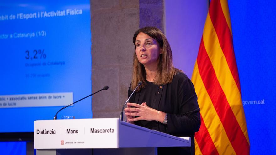 Meritxell Budó apuesta por Puigdemont como líder del nuevo partido