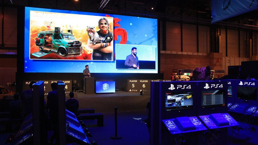 Madrid Games Week Juegoreviews