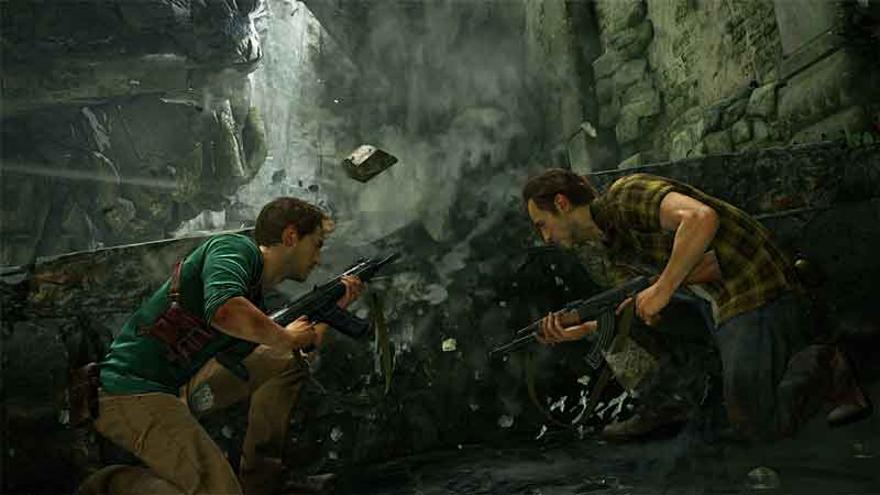 multijugador Uncharted 4: A Thief's End