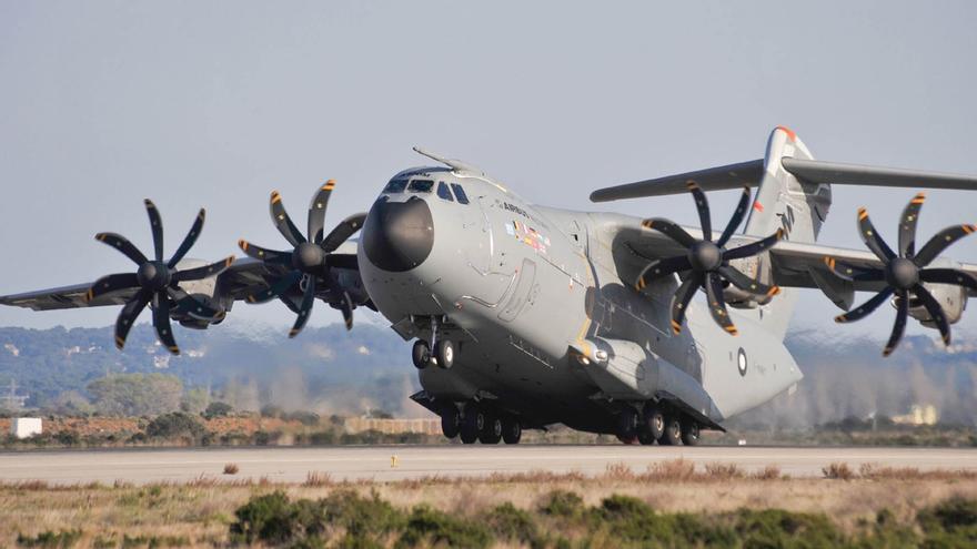 El PSOE pide que el Gobierno impulse la investigación del accidente del Airbus A400M y respalde el proyecto