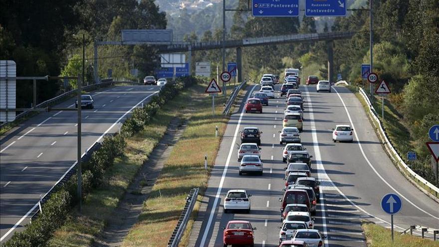 Seis muertos en las carreteras, entre ellos dos motoristas y un ciclista