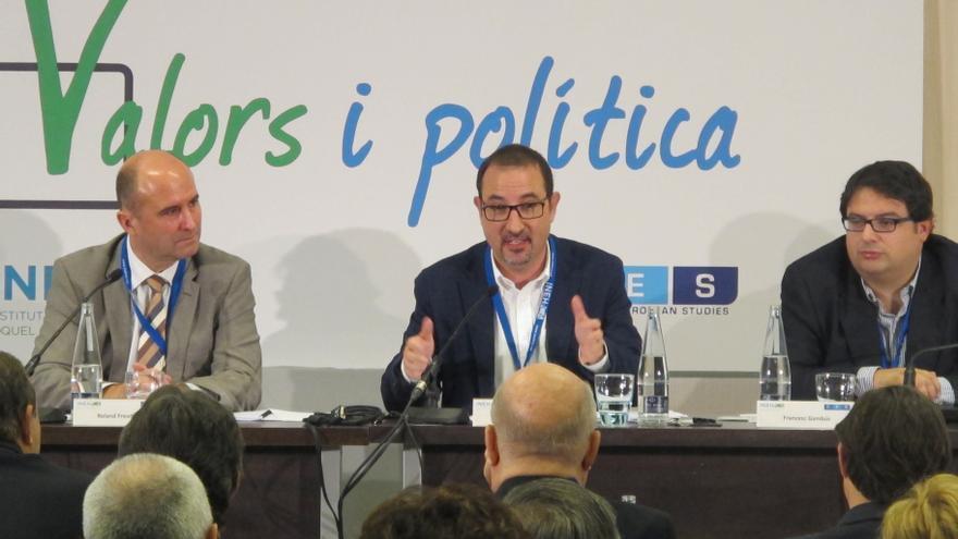 """Espadaler: """"El principal problema presupuestario de Cataluña es la deslealtad del Gobierno español"""""""