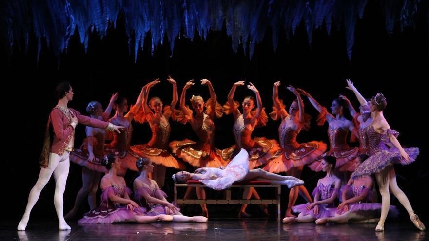 El Euskaduna acoge día 27 la 'Bella Durmiente' de Usmanov Classical Russian Ballet