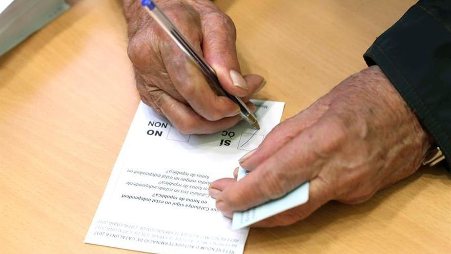 La votación del 1-O incumple la Ley del Referéndum y el manual de la Generalitat