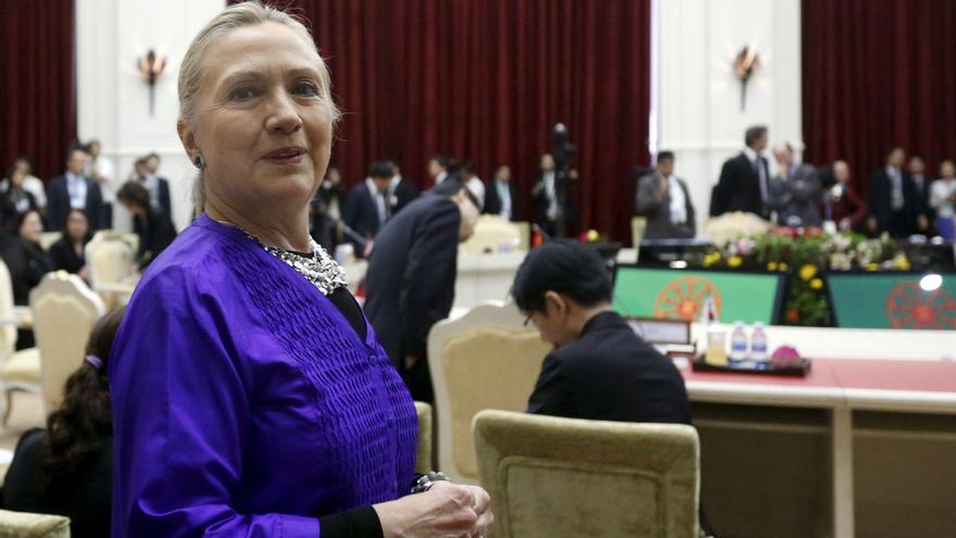 La secretaria de Estado de EEUU visitará China el 3 y 4 de septiembre