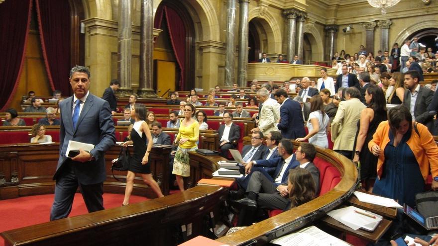 El Parlament aprueba impulsar un proceso constituyente pese al veto del TC