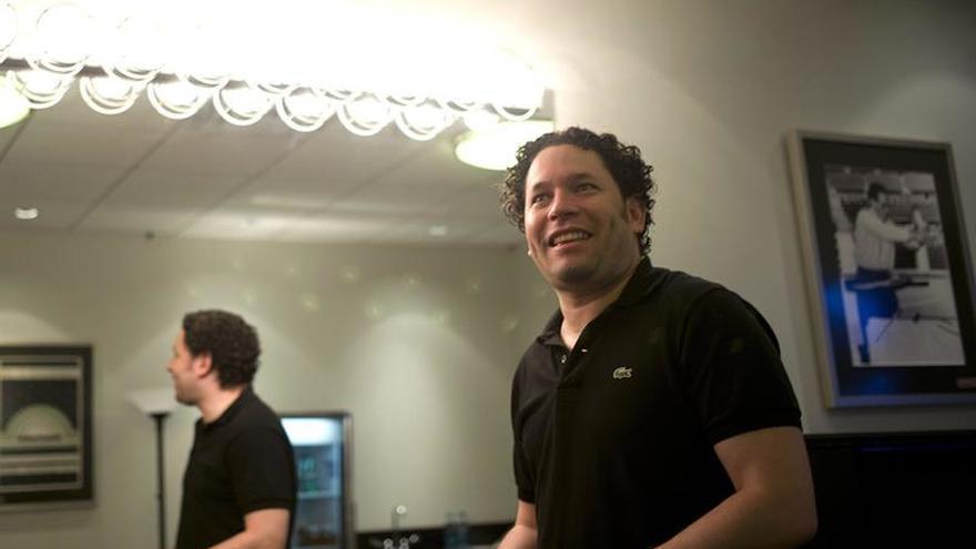 Gustavo Dudamel desvelará su estrella en el Paseo de la Fama el 22 de enero