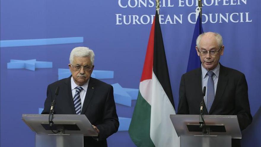 La UE reitera a Abbas su apoyo a creación de Estado palestino y a negociación