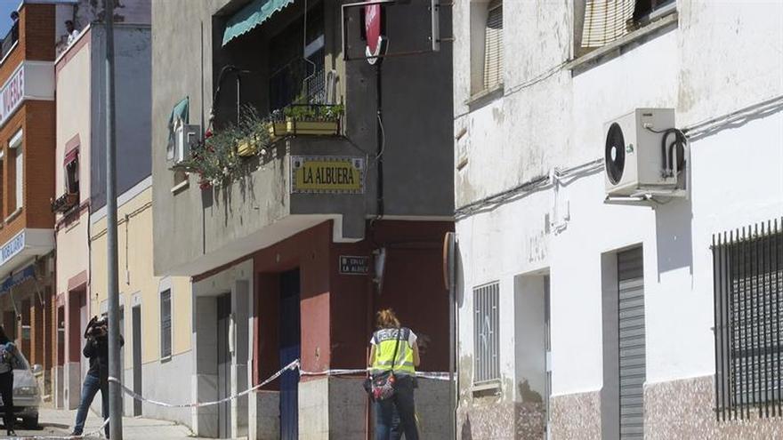 Un muerto a tiros en el barrio de Cerro de Reyes de Badajoz