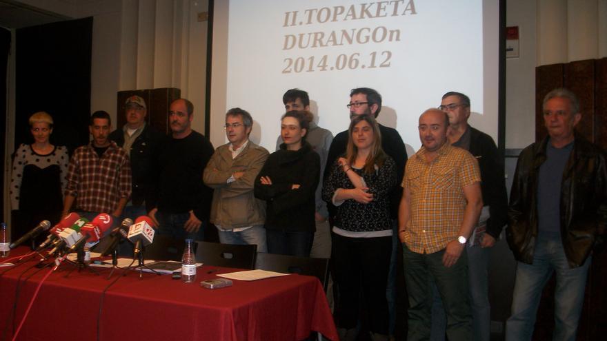 """La iniciativa 'Geuk' presenta una segunda jornada en la que establecerán un plan de medidas """"urgentes"""" para salvar la cultura vasca."""