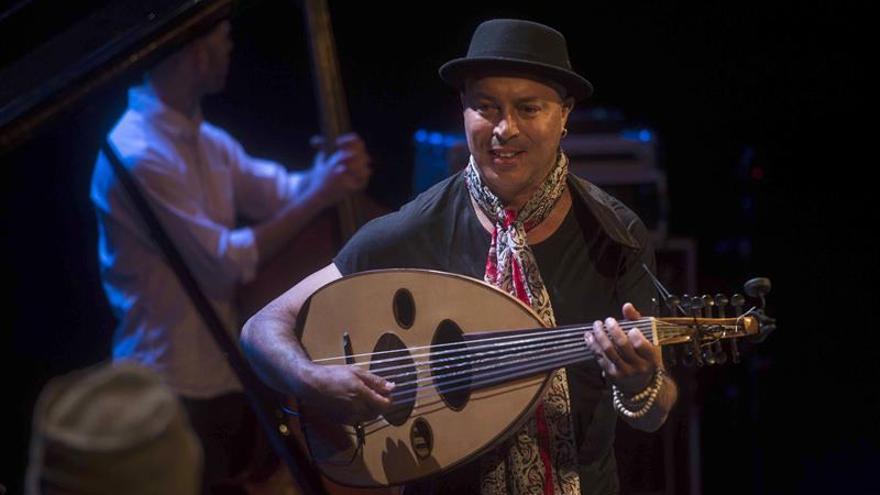 Dhafer Youssef abre una frontera dentro del Festival de la Guitarra