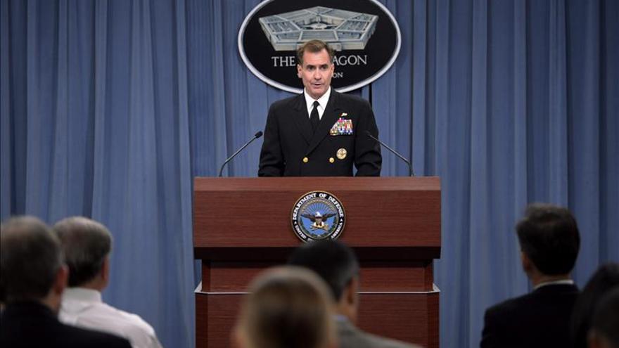 Kerry nombra como nuevo portavoz al antiguo encargado de comunicación de Defensa