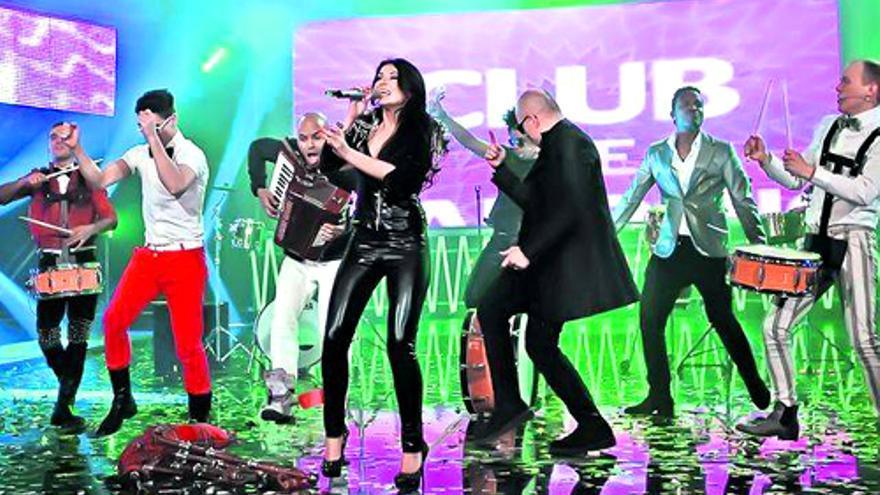 Rumanía también cantará en español en Eurovisión