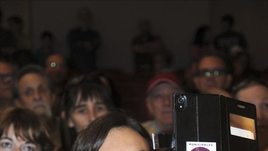 Lola Sánchez comparte la tesis de Monedero de no moderar el mensaje de Podemos