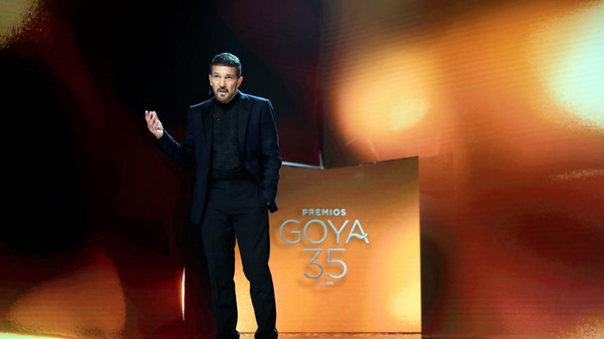 Las redes felicitan a los Goya más tecnológicos