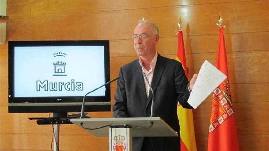 El concejal de urbanismo en el Ayuntamiento de Murcia, Antonio Navarro Corchón