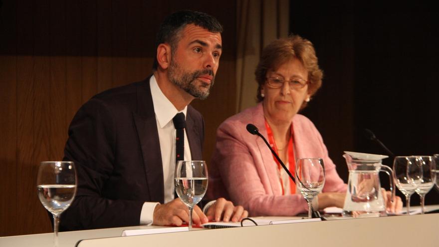 """Santi Vila, conseller de Cultura: """"No podemos hacer ver que somos mayoría si no lo somos"""""""
