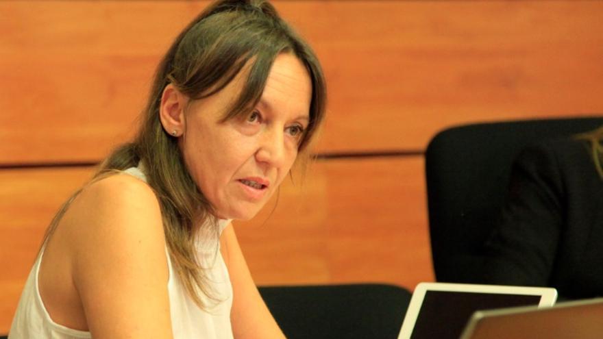 Inmaculada Herranz, consejera de coordinación del Plan de Garantías Ciudadanas