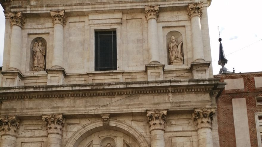 Iglesia Penitencial Nuestra Señora de las Angustias (Valladolid).