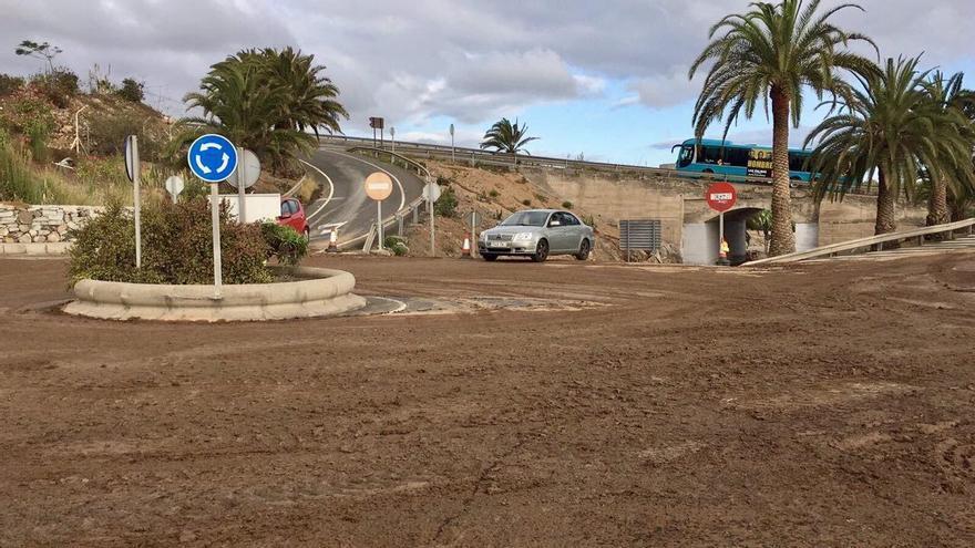 Rotonda de La Granja.