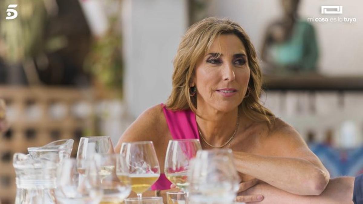 Paz Padilla, en 'Mi casa es la tuya'