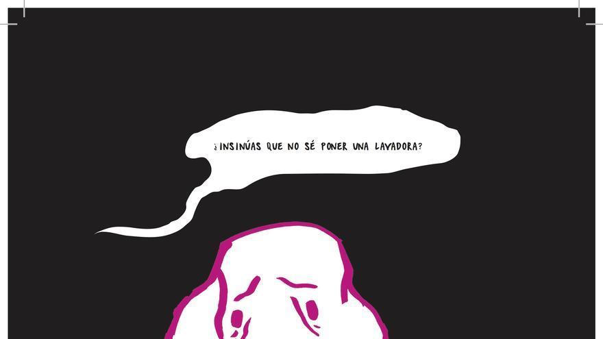 Ilustración de 'La importancia de ser rosa'