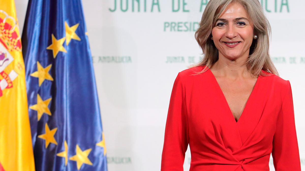 La consejera de Cultura y Patrimonio, Patricia del Pozo.