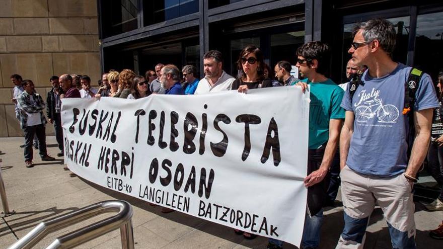 PNV y EH Bildu piden que se retomen las emisiones de ETB en Navarra
