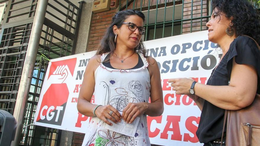 Teresa Rodríguez, Miguel Urbán y Maribel Mora visitan este jueves el CIE de Archidona