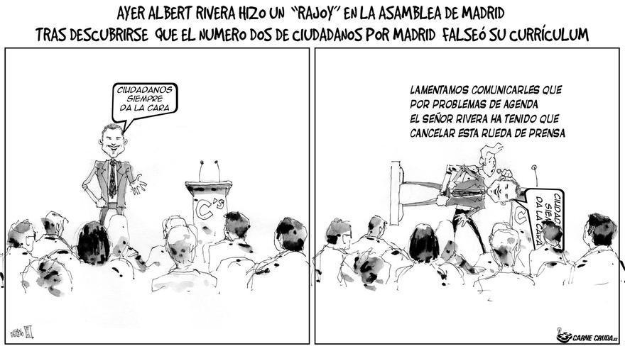 """Hacer un """"Rajoy"""""""