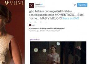 'Flock to Unlock' llegó a España con éxito de la mano de 'Velvet'